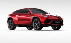 Ето го Lamborghini Urus SUV! (галерия)