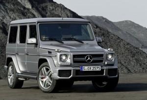 Daimler пусна промо клипове на Mercedes G63 AMG (видео)