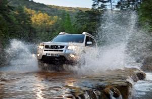 Nissan ще представи оф-роуд гамата си на изложението Adventure & Extreme
