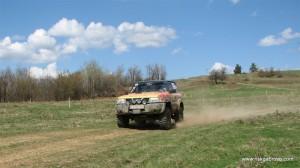 Орлин Алексиев и Галин Герчев водят след първия ден на Трявна Офроуд 2012