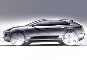 Porsche Macan Turbo ще бъде с 370 конски сили?