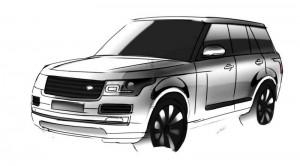 Как ще изглежда Range Rover 2013?