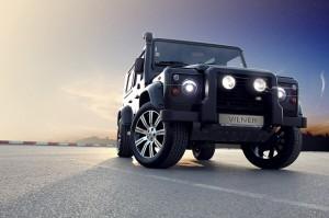 "Vilner Land Rover Defender: отново ""под ножа"" (галерия)"