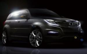 Прототипът на бъдещия SSangYong Rexton ще дебютира след броени дни