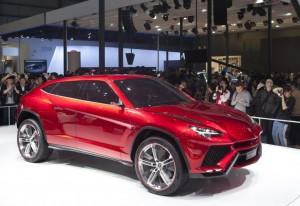 Серийният Lamborghini Urus ще е на платформата PL73 и с V8 битурбо двигател