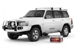Специална серия Nissan Patrol Simpson за Австралия