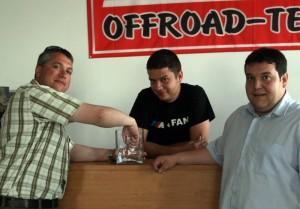 Ето и печелившите от играта с награди на списание OFF-road.BG