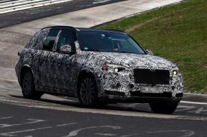 Spyshots: хванаха следващото поколение BMW X5 F15  на Нюрбургринг (галерия)