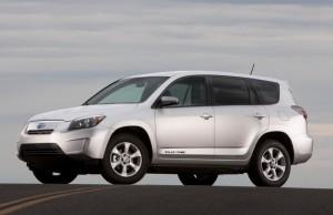 Дебют за Toyota RAV4 EV – съвместна разработка с Tesla (видео)