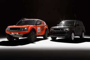 Land Rover и Bowler официално узакониха брака си (галерия)