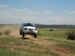 Петър Ценков ще участва в рали Дакар 2013 с Opel Antara RR (видео)