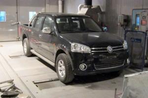 Китайците клонираха и Volkswagen Amarok