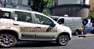 Spyshots: идва новата Fiat Panda 4×4