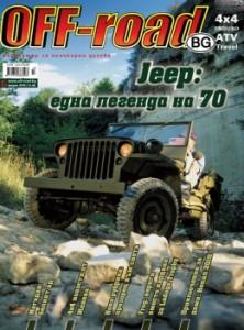 Брой 83 (март 2011) на списание OFF-road.BG