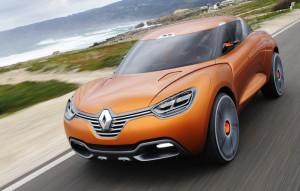 Следващият Renault Modus ще е кросоувър