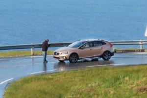 Spyshots: Volvo XC40 хванато от папараци в Норвегия
