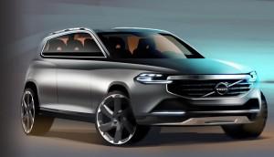 Нови детайли за бъдещия Volvo XC90