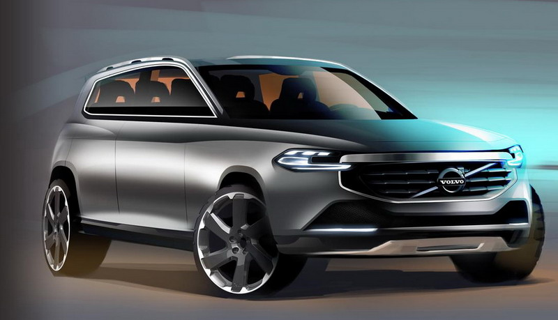 Volvo XC30 под въпрос, няма подходяща платформа?