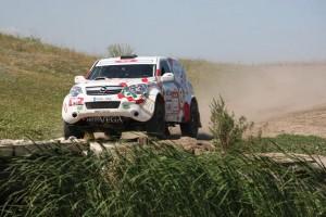 Silk Way Rally 2012: снимки от последните етапи и награждаването