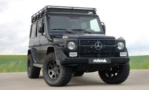 Mercedes G-Wagon и Mickey Thompson: нова творба от delta4x4