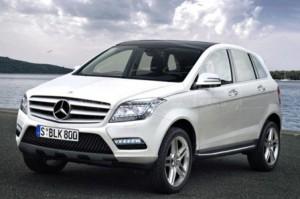 Mercedes официално потвърди SUV на платформата на А и В класата
