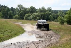 Рали Breslau Poland 2012: снимки от първия етап