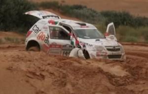 Ценков и Маринов завършиха Silk Way Rally 2012 на 23-то място!