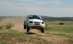 Петър Ценков и Иван Маринов застават на старта на Silk Way Rally