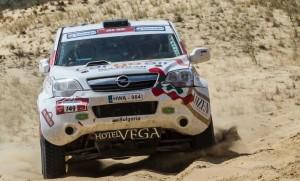 Видео обзор: Ценков и Маринов на Silk Way Rally 2012