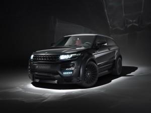 Hamann пипна Range Rover Evoque