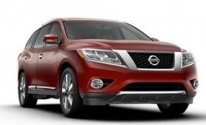 Това е серийният Nissan Pathfinder 2013 (галерия)