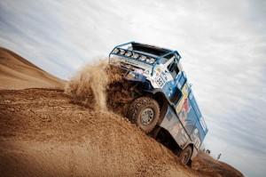 Silk Way Rally 2012: избрани снимки от етап 3