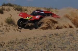 Silk Way Rally 2012: избрани снимки от етап 2