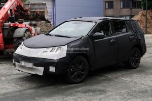 Spyshots: следващата Toyota RAV4 ще е вдъхновена от Camry