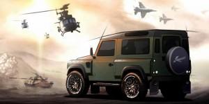 2012 Concept 17 Defender от A. Kahn Design