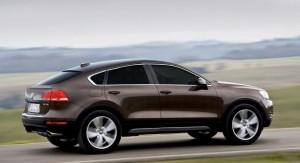 Volkswagen Touareg CC – още едно купе с висока проходимост?
