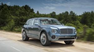 Със сигурност ще има Bentley SUV, марката залага и на дизел