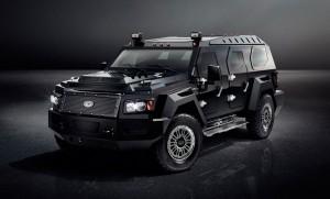 Evade SUV – първият неброниран всъдеход на Conquest Vehicles (видео)