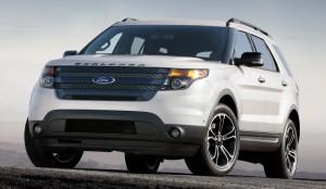 Ford Explorer Sport стъпва на пaзара с 365 конски сили (видео)