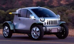 Jeep B-SUV ще става за оф-роуд