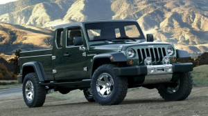 Скоро ще видим пикап от Jeep?