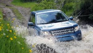 Обновяване и за Land Rover Freelander 2 (галерия+видео)