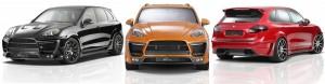 Lumma Design с три вариации на тема Porsche Cayenne II (галерия)