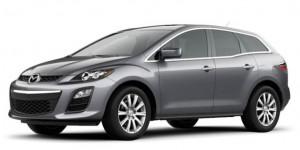 Спира производството на Mazda CX-7