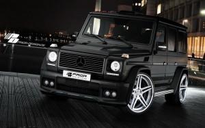 Стилен пакет за новия Mercedes G-Class от Prior Design