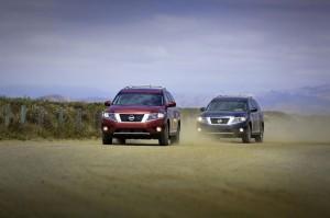 Пълни детайли за серийния Nissan Pathfinder 2013 (галерия+видео)