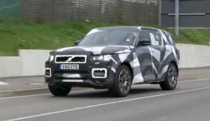Spyshots: следващият Range Rover Sport идва скоро (видео)