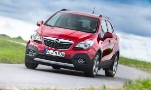 Редица системи за подпомагане на водача в новия Opel Mokka