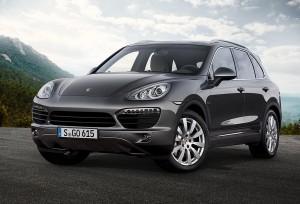 Porsche Cayenne S Diesel на пазара през януари (галерия)