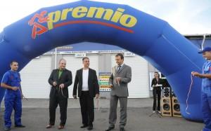 Нов Premio център за гуми на Goodyear в Бургас